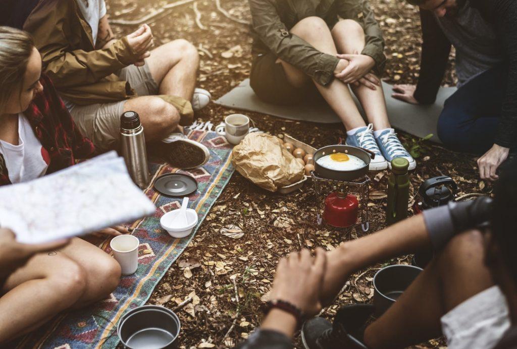 Alimentación y pernocta encuentros Conbici